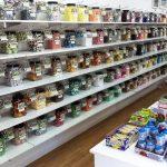 Jars and Jars of Lollies