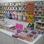 Lots of Lollies display